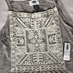 NWT Old Navy Detailed Tank